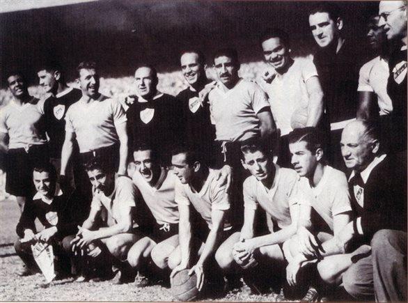 Чемпионат мира 1950 года