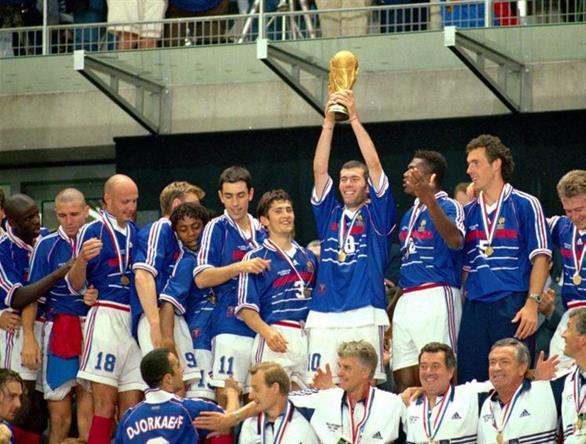 Чемпионат мира 1998 года