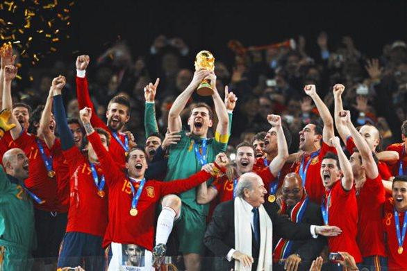 Чемпионат мира 2010 года