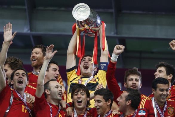 Чемпионат Европы 2012 года