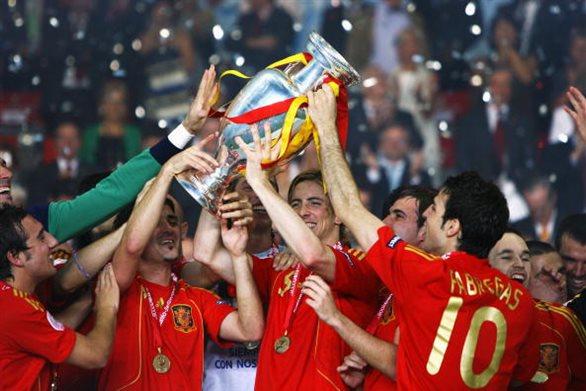 Чемпионат Европы 2008 года