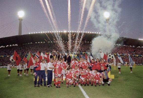 Чемпионат Европы 1992 года