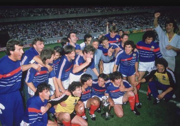 Чемпионат Европы 1984 года