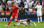 Реал 1:0 Бавария