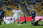 Динамо 4:0 Черноморец