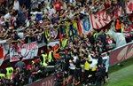 Севилья 0*:0 Бенфика