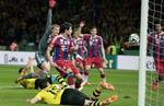 Боруссия Д 0:2 Бавария