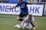 Черноморец 4:0 Олимпик