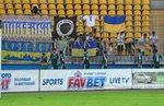 Говерла 0:0 Ворскла