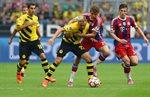 Бавария 0:2 Боруссия Д