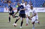 Черноморец 0:0 Заря
