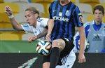 Динамо 2:0 Черноморец