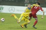 Люксембург 0:3 Украина