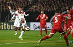Германия 4:0 Гибралтар