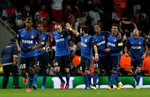 Арсенал 1:3 Монако