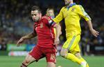 Испания 1:0 Украина