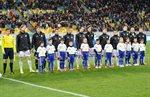 Украина 1:1 Латвия