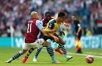 Арсенал 4:0 Астон Вилла