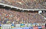 Украина 3:0 Люксембург