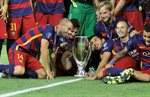 Барселона 5:4 Севилья