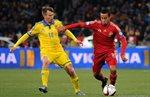 Украина 0:1 Испания