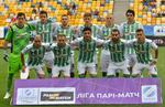Карпаты 0:0 Черноморец