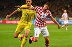 Как Украина проиграла Хорватии