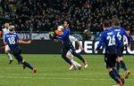 Динамо в ответном матче уступило Лацио 0:2