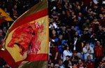 Фото с матча Рома - Ливерпуль (4:2)