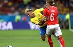 Бразилия - Швейцария 1:1