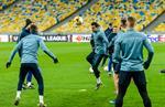 Челси опробовал газон на НСК Олимпийский