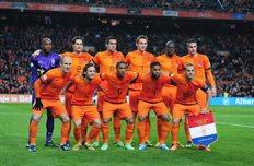 Нидерланды 3:0 Эстония