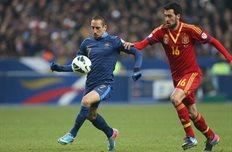 Франция 0:1 Испания