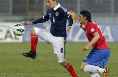Сербия 2:0 Шотландия