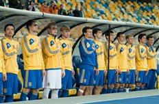 Украина 0:0 Камерун