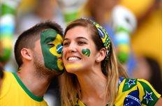 Бразилия 2:2 Англия
