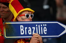 Шотландия 0:2 Бельгия
