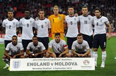 Англия 4:0 Молдова