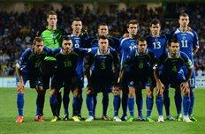 Словакия 1:2 Босния и Герцеговина