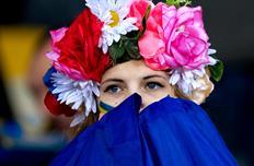 Украина 2:0 Франция