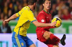 Португалия 1:0 Швеция