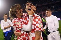 Хорватия 2:0 Исландия