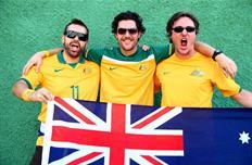 Чили 3:1 Австралия