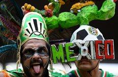 Хорватия 1:3 Мексика