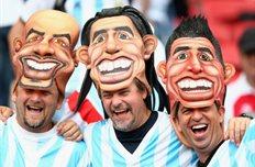 Нигерия 2:3 Аргентина