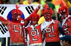 Южная Корея 0:1 Бельгия