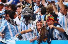 Аргентина 1:0 Бельгия