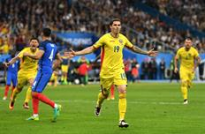 Франция 2:1 Румыния