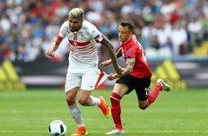Албания 0:1 Швейцария