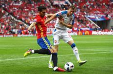 Испания 1:0 Чехия